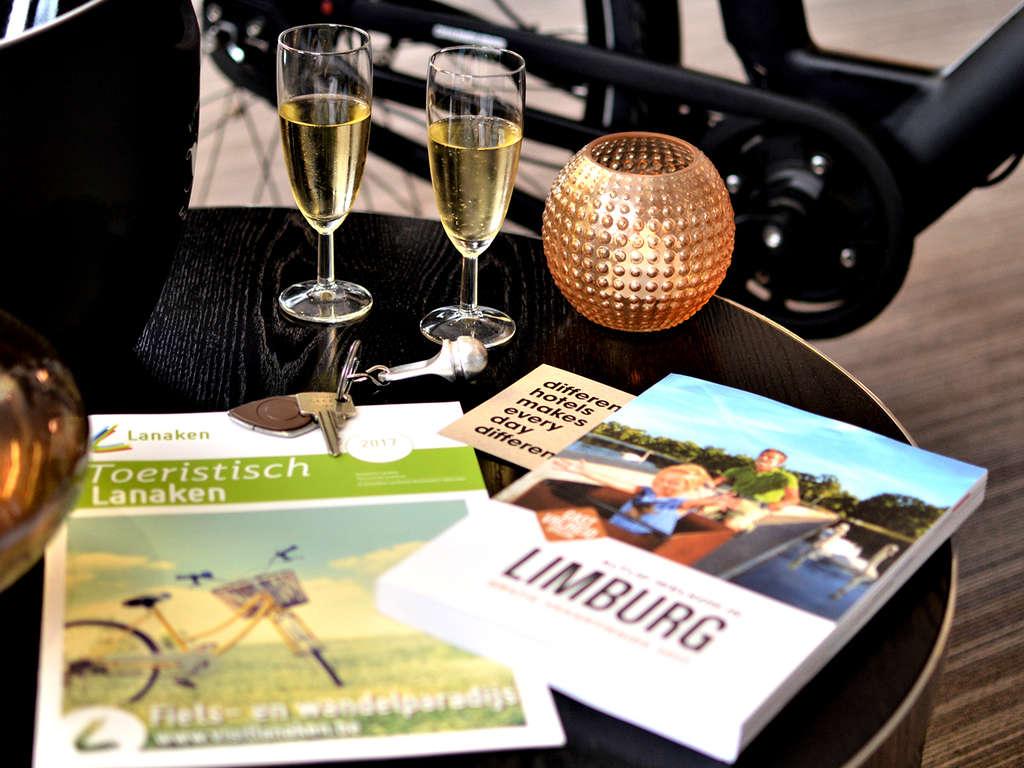 Séjour Belgique - Restez dans un cadre verdoyant et faites du shopping à Maasmechelen Village  - 4*