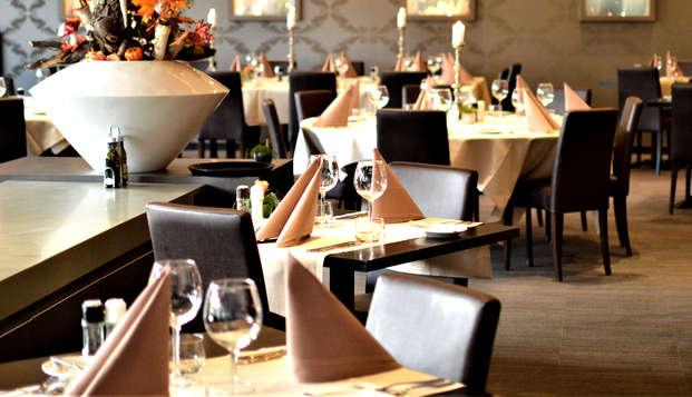 Lekker dineren in veelzijdig Limburg (vanaf 2 nachten)
