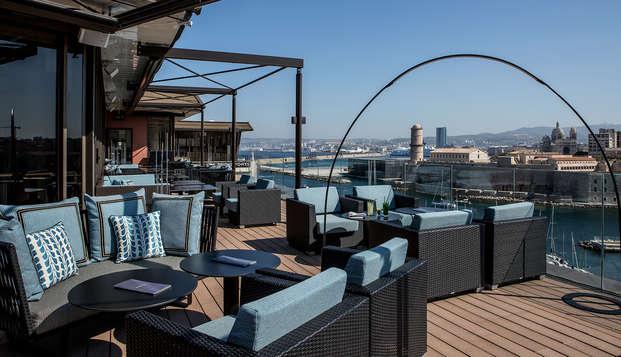 Sofitel Marseille - Terrace