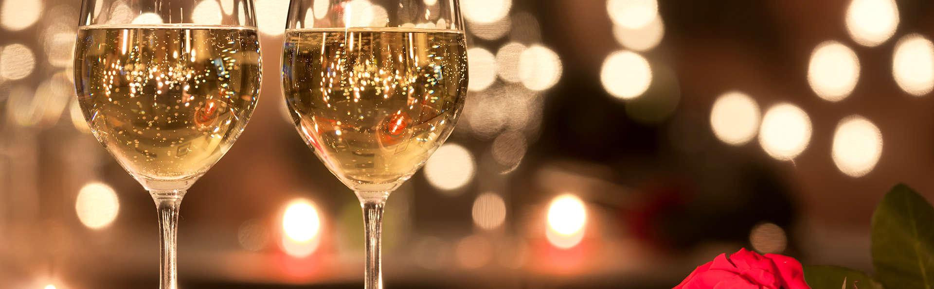 Dîner 4 plats avec accord mets et vins à Maastricht