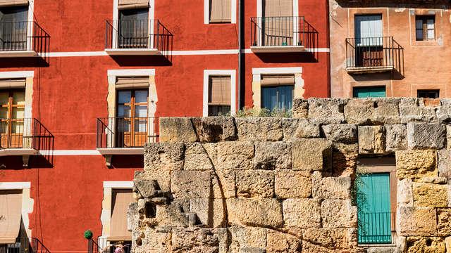 Rondleiding door Tarraco Romana en verblijf in een 4* hotel