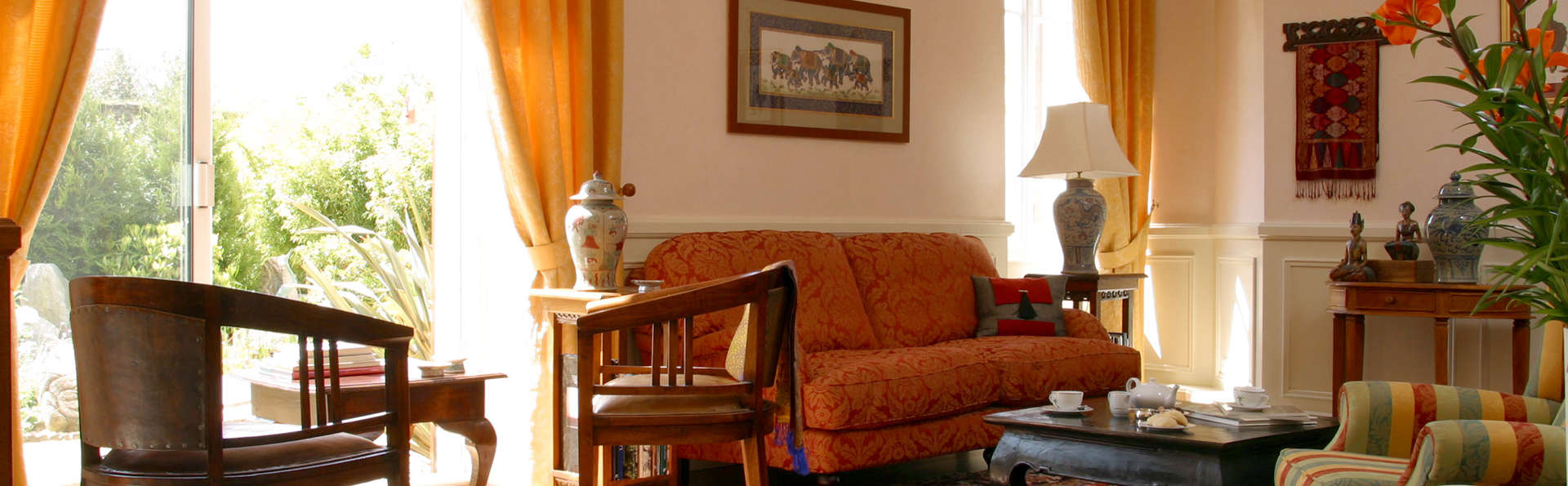 Excursion dans un hôtel de charme à Vannes