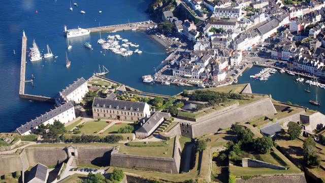 Week-end découverte du Golfe du Morbihan dans un hôtel de charme