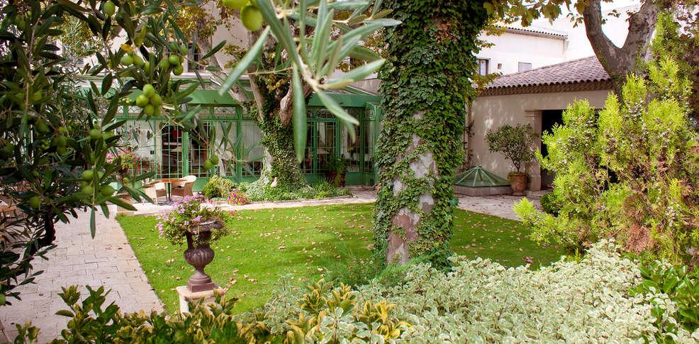 La Villa Mazarin Aigues Mortes France