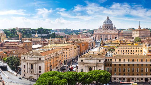 Offre à Rome : deux nuits à quelques pas de la basilique de Saint Pierre
