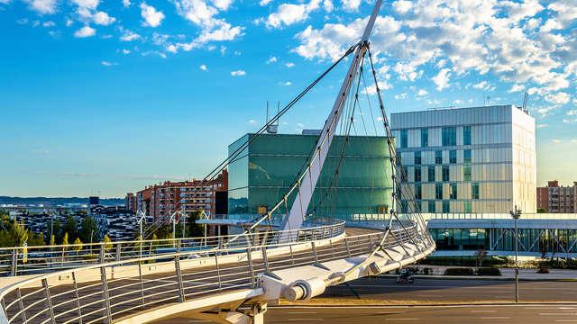 Descubre entre amigos la ciudad histórica de Zaragoza al mejor precio