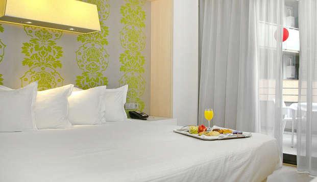 Descubre los encantos de Girona y alójate en un Hilton