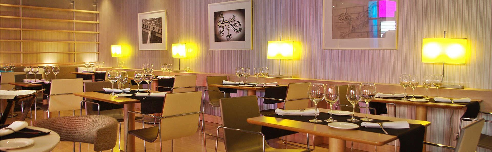 Séjour avec dîner et verre de bienvenue à Gérone