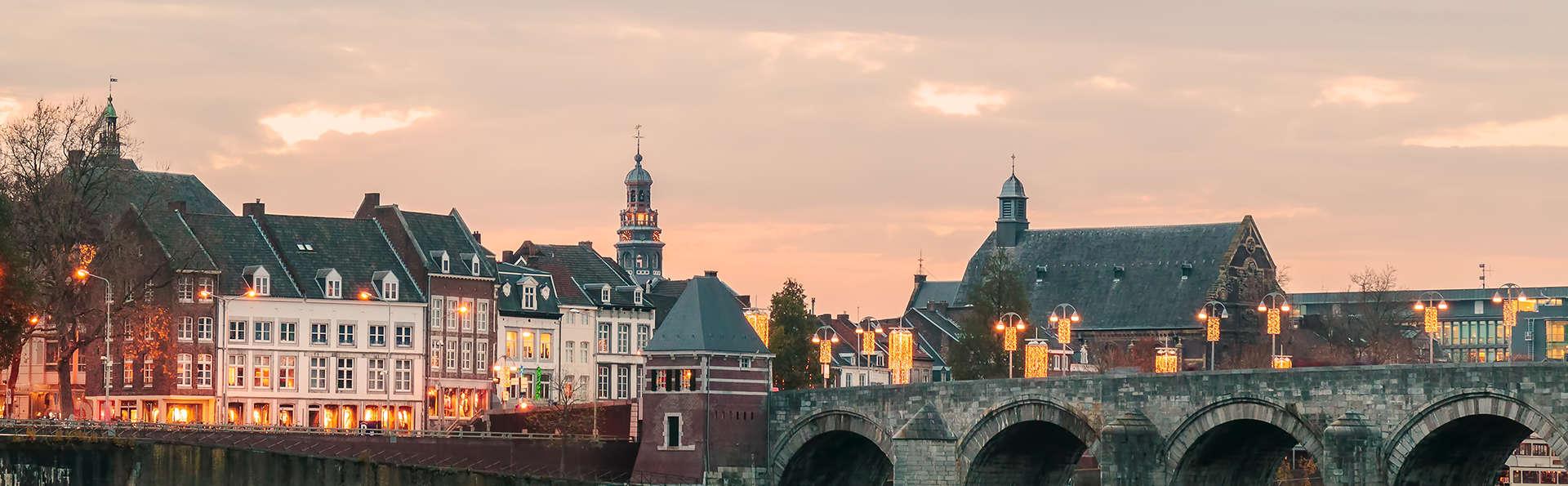 Découvrez la nature du Limbourg et Maastricht dans un hôtel moderne (à partir de 2 nuits)