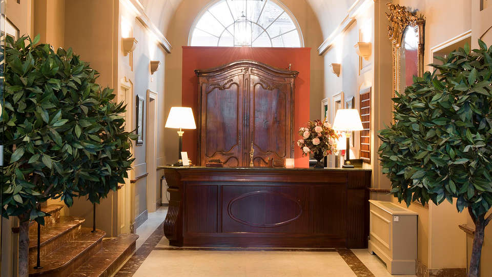 Hotel The Peellaert **** Brugge Centrum - Adults only - EDIT_NEW_Reception2.jpg