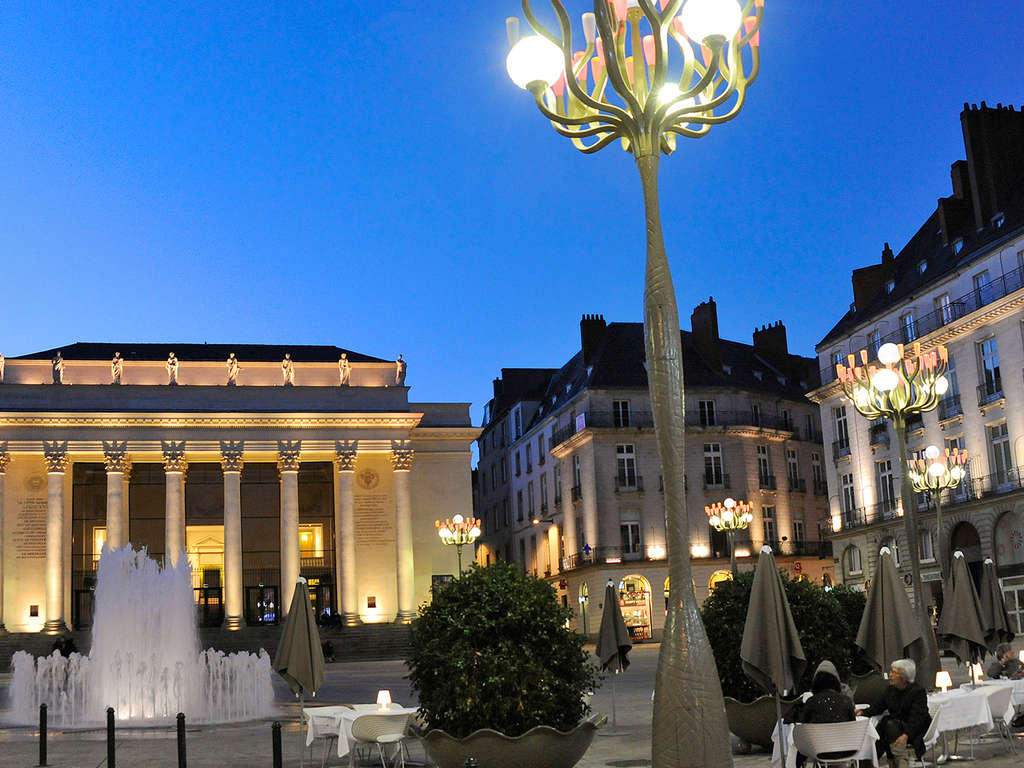 Séjour Pays de la Loire - Week-end à Nantes dans un hôtel urbain moderne avec parking offert  - 4*