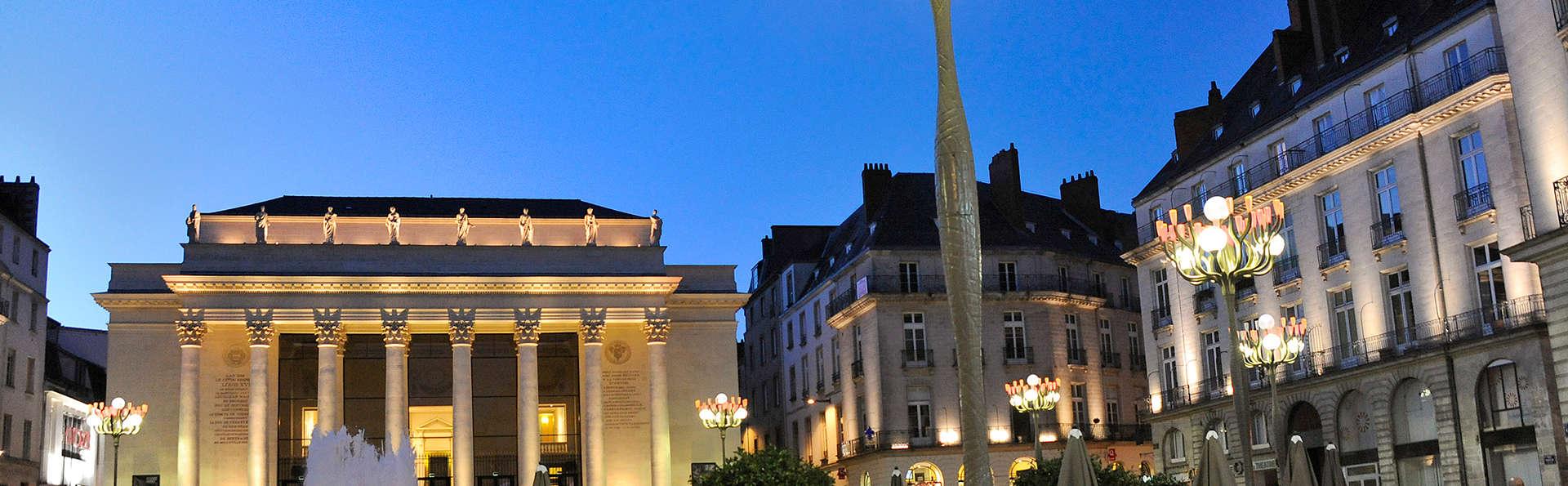 Week-end à Nantes