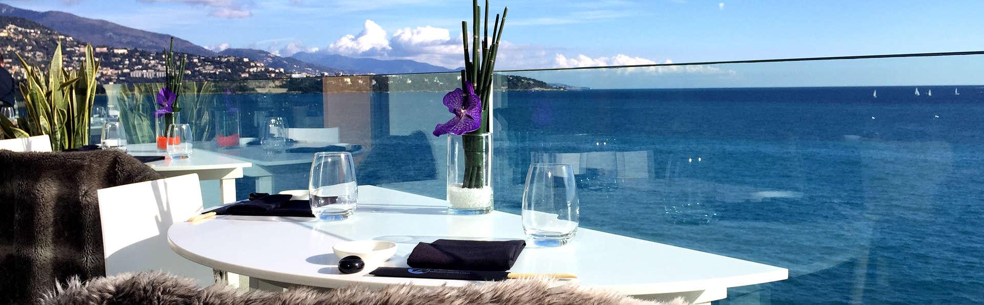 Escapade cullinaire dans un hôtel de prestige de Monaco (2 nuits et plus)