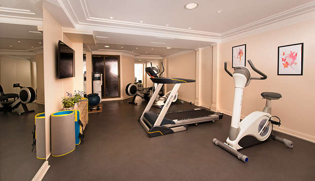 Cezanne Hotel Spa - NEW GYM