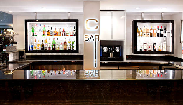 Cezanne Hotel Spa - NEW BAR