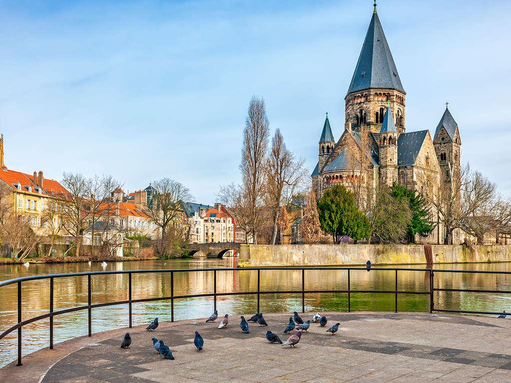 Séjour Lorraine - Adresse de charme au coeur de Metz  - 3*
