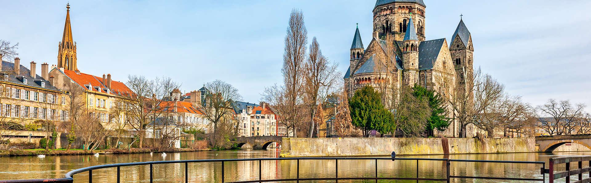 Charmant verblijf in het hartje van Metz
