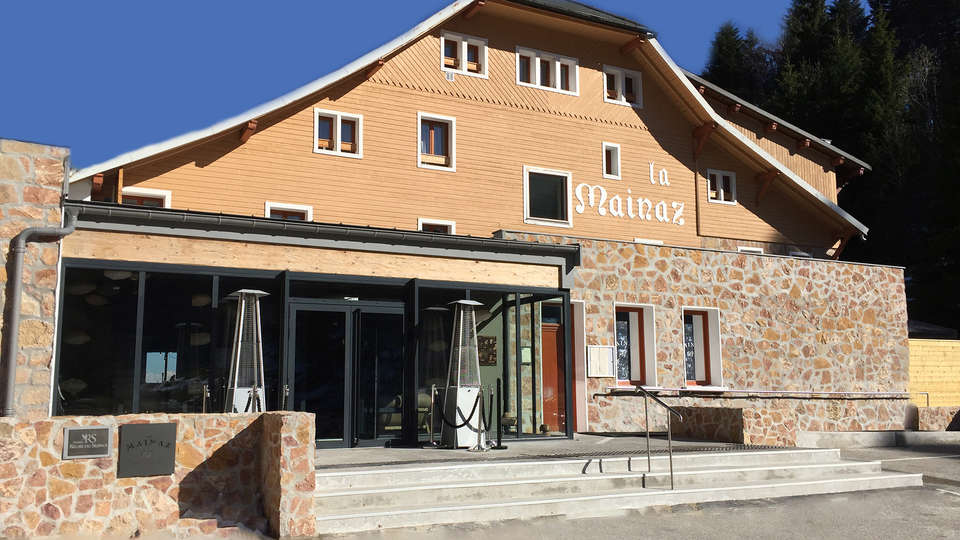 Hotel The Originals La Mainaz Restaurant & Resort (ex Relais du Silence) - EDIT_NEW_Front3.jpg