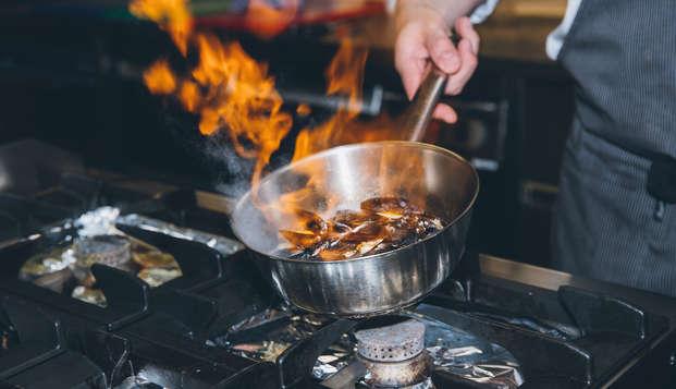 Culinair genieten in hartje Den Bosch