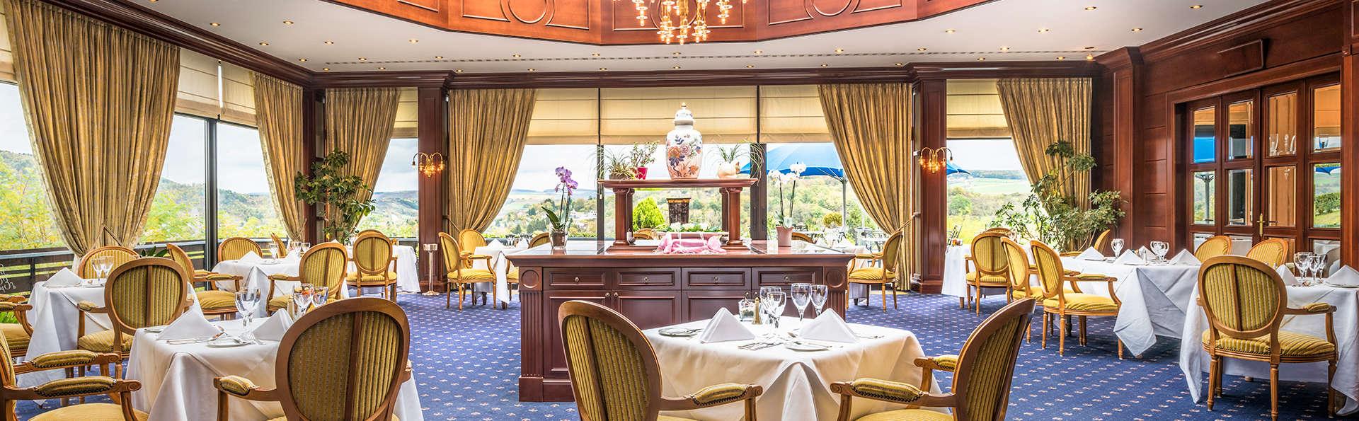 Hôtel de charme avec vue imprenable au coeur du Luxembourg pour une escapade de rêve