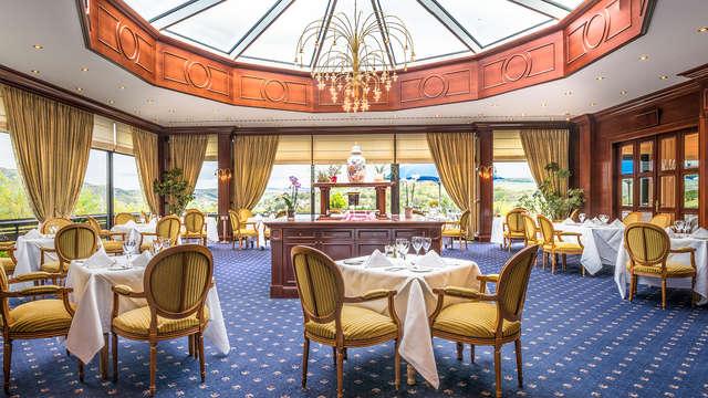 Elegante hotel nel cuore del Lussemburgo per una vacanza da sogno (a partire da 2 notti)
