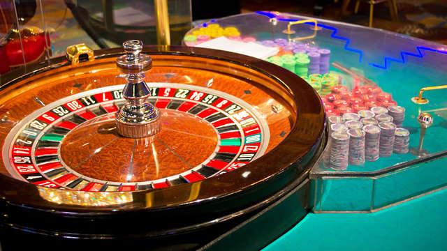 Jetons de Casino pour 2 adultes