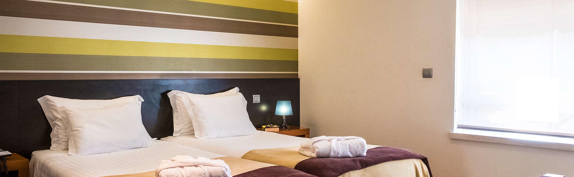 Escapada a Fátima con desayuno, detalle de bienvenida y salida tardía en un hotel 3*