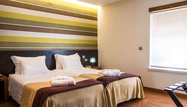 Soggiorno a Fatima con colazione, regali di benvenuto e late check-out in hotel 3 *