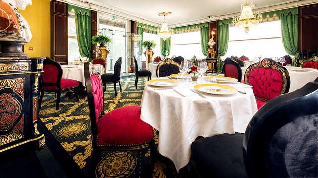 Vie de château et découverte gastronomique au bord de la Loire
