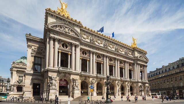 Charme in het centrum van Parijs in de buurt van Opéra