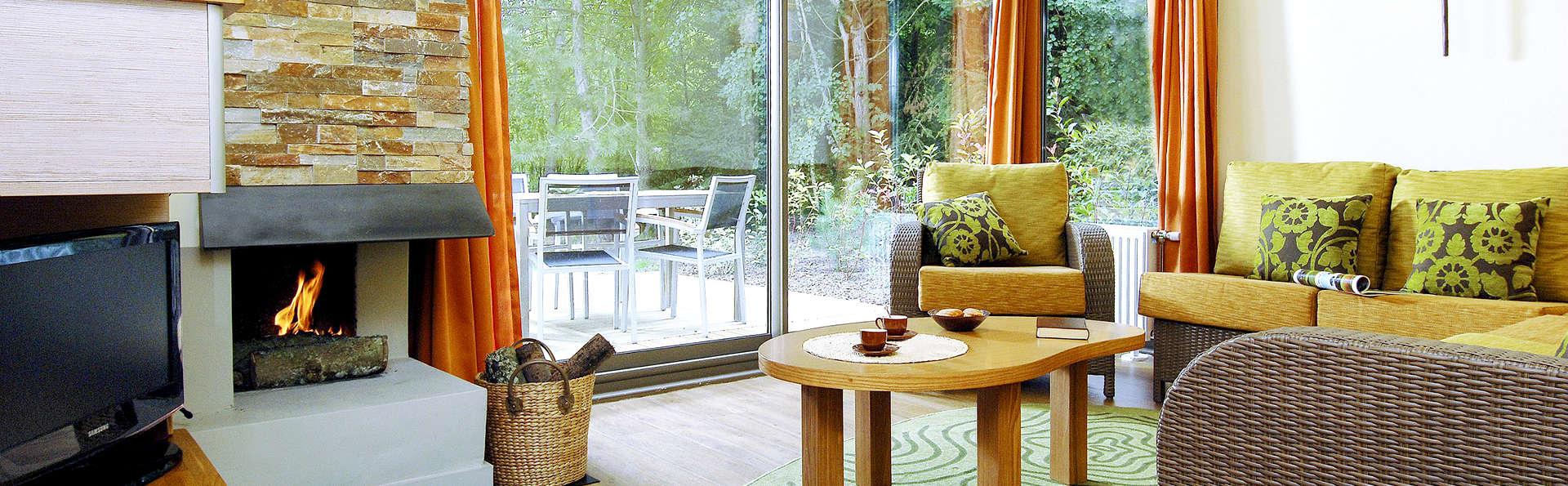Week-end en cottage premium jusqu'à 4 personnes au Center Parcs Domaine des Bois-Francs (3 nuits)