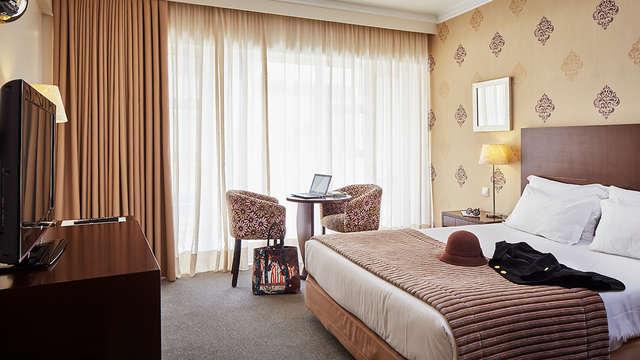 Hotel Art Nouveau As Americas by Ymspyra