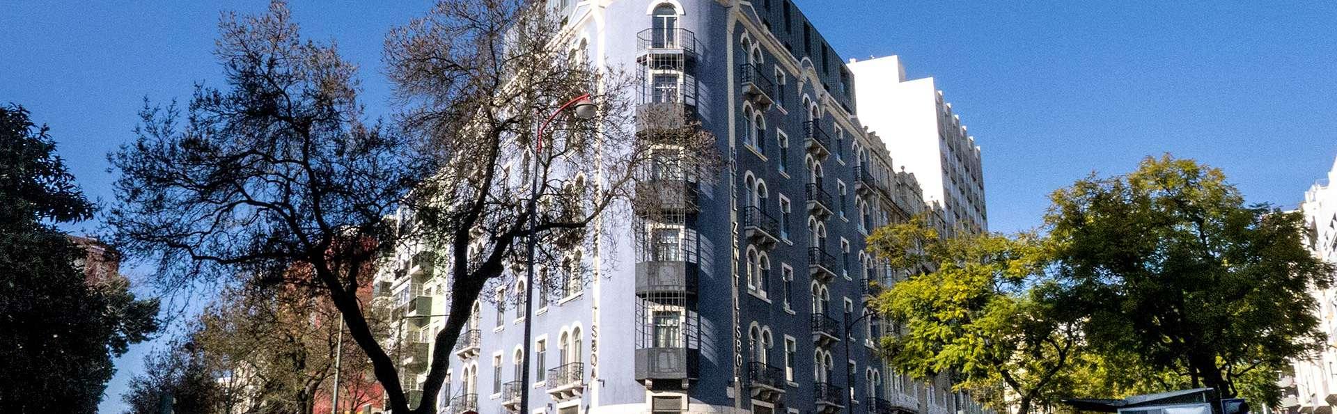 Especial Early Booking: Escapada en el centro de Lisboa (desde 2 noches)