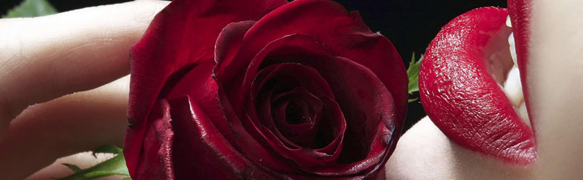 Romantisme avec bouteille de cava et lovebox sur la Costa Blanca (à partir de 2 nuits)