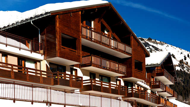 Lagrange Confort Les Chalets du Mont Blanc
