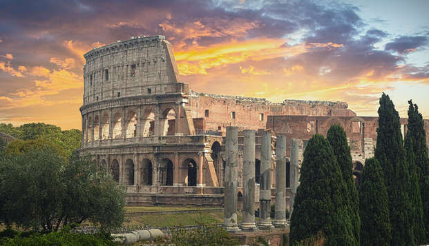 Découverte de Rome dans un hôtel 4* (à partir de 2 nuits)