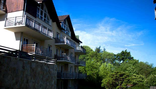 Weekend avec vue lac à Evian-Les-Bains