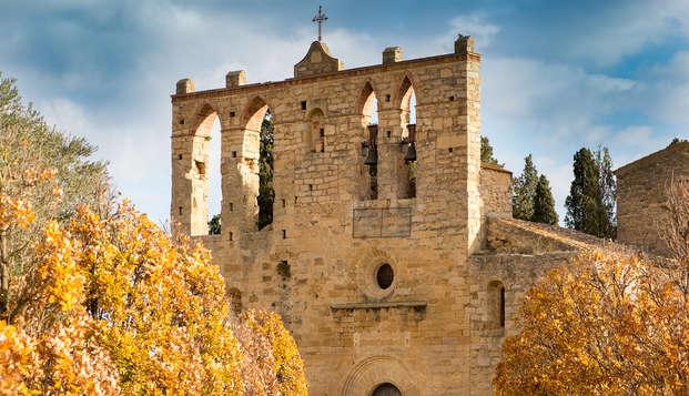 Especial Ruta de los Pueblos Medievales del Empordà en Media Pensión y Spa ( desde 2 noches )