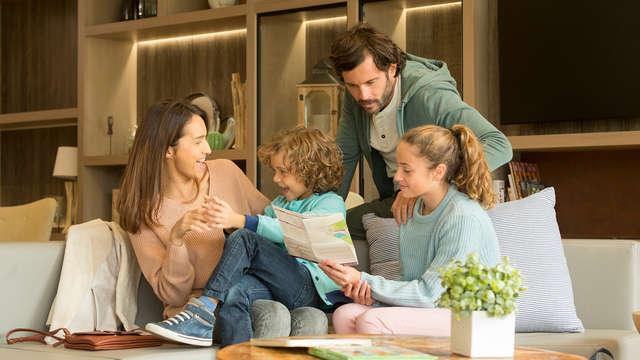 Oubliez le quotidien et partez en famille dans un resort près de Paris (3 nuits)