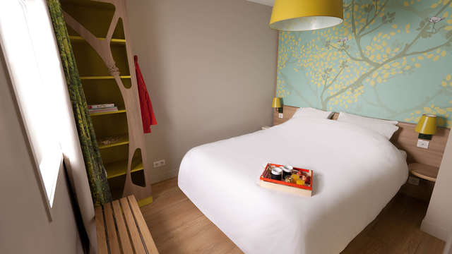 Paix et autonomie dans un appartement à 30 minutes de Paris (3 nuits)