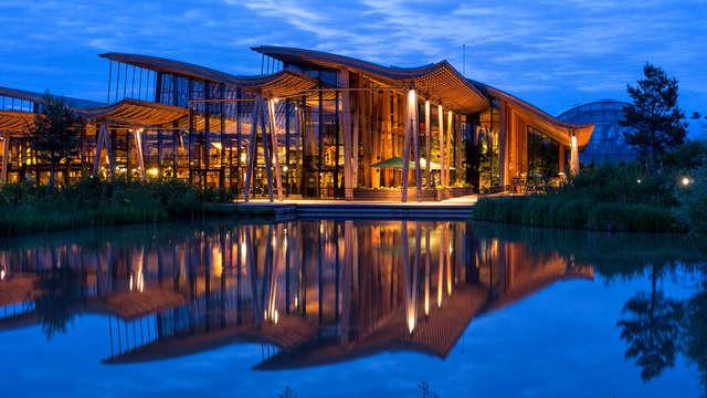 Week-end en cottage confort jusqu'à 4 personnes au Center Parcs Domaine des Trois Forêts (2 nuits)