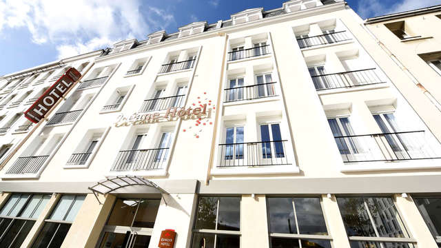 The Originals Boutique Hotel Oceane Le Havre Qualys-Hotel