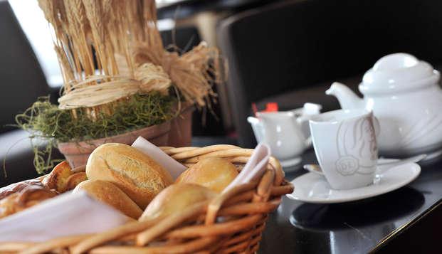 Hotel de Medici - NEW Breakfast
