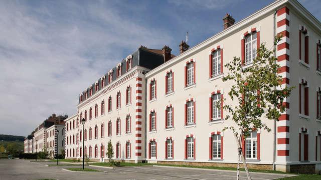 Escapade à Épernay, ville proche des grandes maisons de champagne Moët & Chandon et Mercier