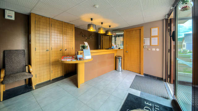Zenitude Hotel-Residences Les Portes d Alsace