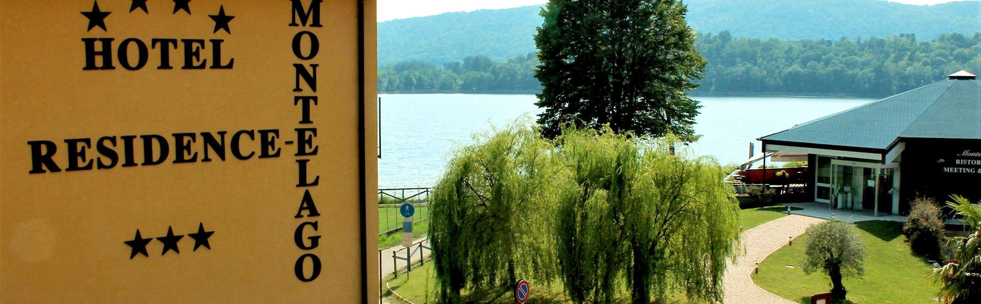 Charme dans un studio sur les rives du lac Comabbio