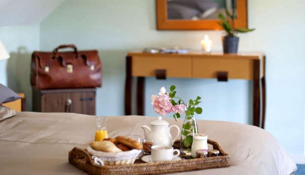 Hotel le Saint Roch - Breakfast