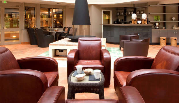 Hotel le Saint Roch - Lounge