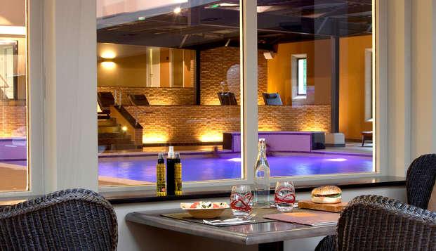 Hotel le Saint Roch - Restaurant