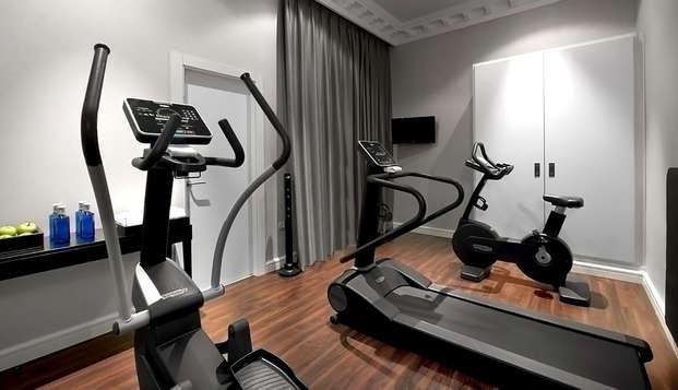 Hotel Sardinero Madrid - Gym